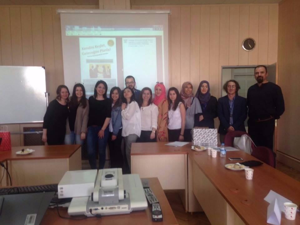 Hacettepe Üniversitesi - Kariyer Çalışması