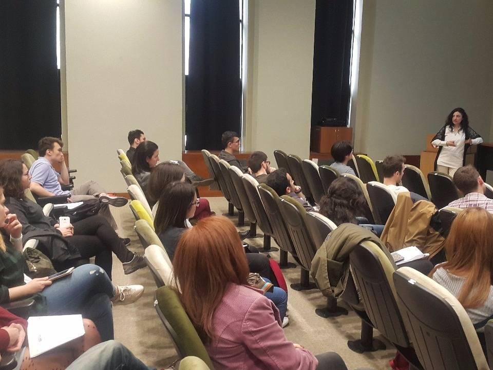 O.D.T.Ü  Üniversitesi -  Öğrencilerimizle Söyleşimiz