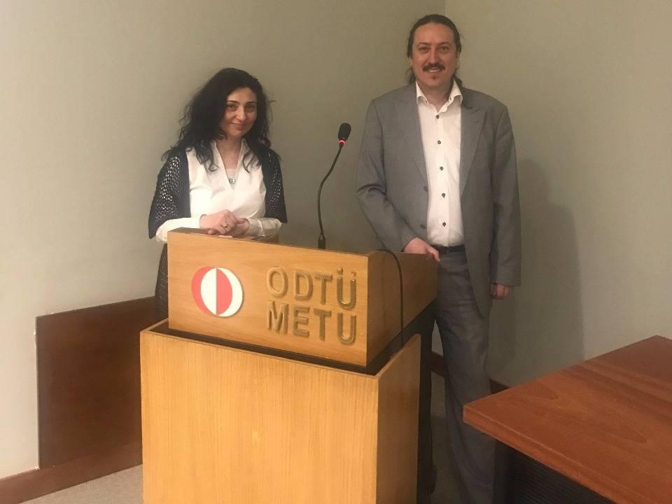 O.D.T.Ü Üniversitesi - CharacteriX Envanter Analizi